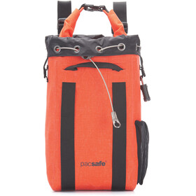 Pacsafe Dry Travelsafe Backpack 15l Orange
